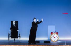 Endspiel gespielt vom Berliner Ensemble