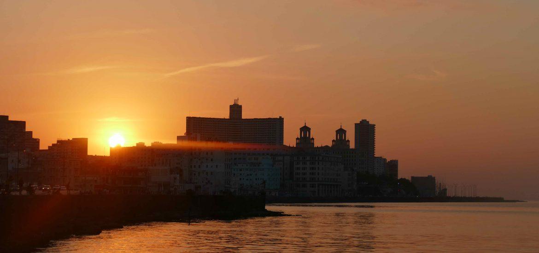 Kuba Havana Malecón