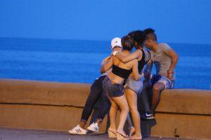 In Kuba, Havanna entdeckte Schabel dien Malecon für schabel-kultur-blog.de