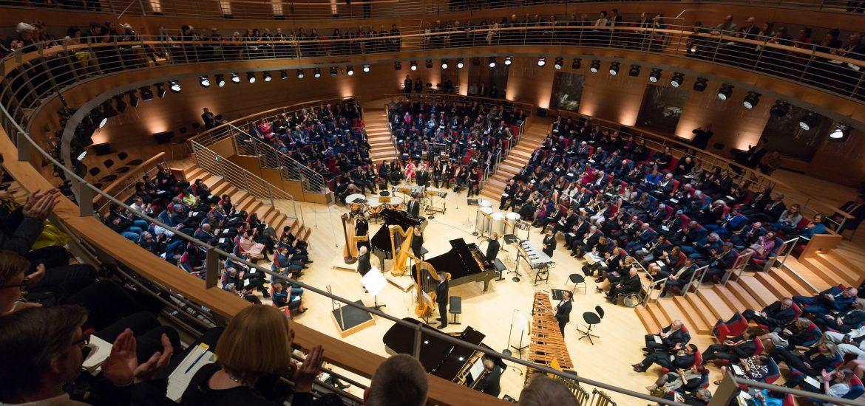 Für Schabel-Kultur-Blog besucht Michaela Schabel regelmäßig die Konzerte im Pierre-Boulez-Saal Berlin.