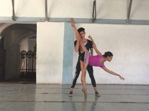 Michaela Schabel recherchierte für schabel-kultur-blog über Tanz in Kuba, Havanna.
