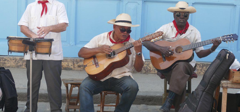 Havannas Musik ist geprägt von Salsa, Jazz und Reggae