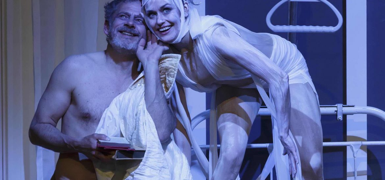 """Michaela Schabel besuchte für schabel-kultur-blog.de die Uraufführung des """"Bayerischen Sturm"""" im Landestheater Niederbayern"""