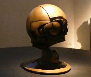 schabel-kultur-blog berichtet über Ausstellung Fritz Koenig in Florenz
