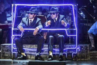 schabel-kultur-blog mit Kritik von Blues Brothers in Landshut Passau