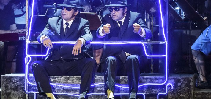 schabel-kultur-blog mit Kritik von Blues Brothers in Landshut Passau