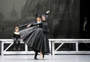 "schabel-kultur-blog präsentiert Ballettkritik ""Anna Karenina"" der Münchner Staatsoper"