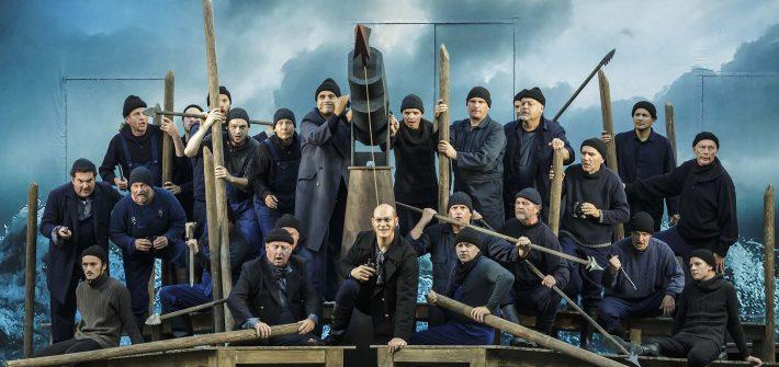 """schabel-kultur-blog.de hat Opernkritik """"Fliegenden Holländer"""" im Landestheater NIederbayern"""
