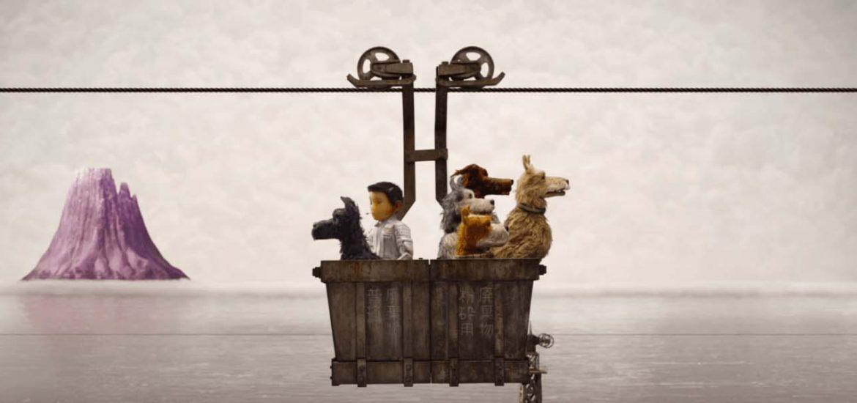 "schabel-kultur-blog.de präsentiert Filmkritik ""Isle of Dogs"""