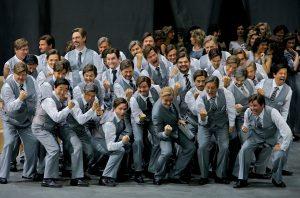 "schabel-kultur-blog.de präsentiert Opernkritik Bayreuth ""Der fliegende Holländer"""