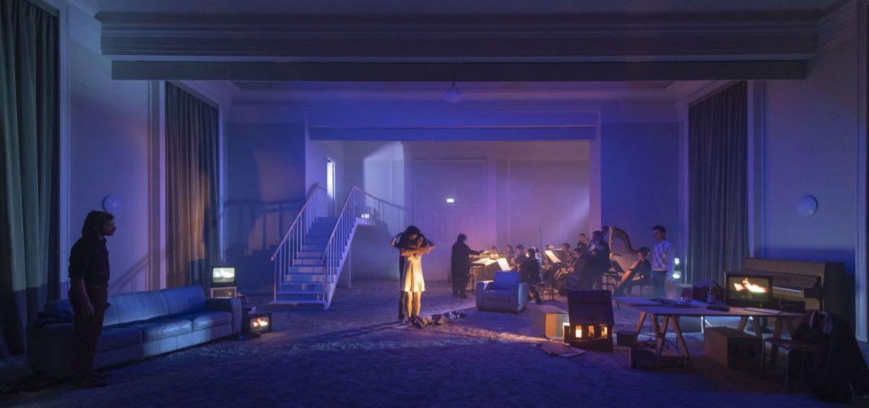 "Opernkritik ""Usher"" in Berlin präsentiert MIchaela Schabel"