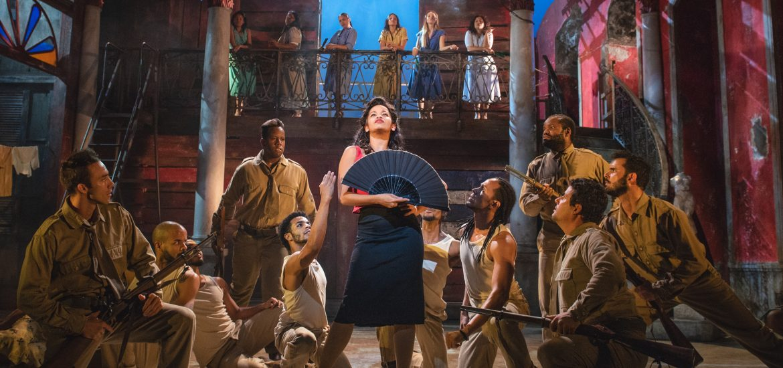 "Musicalkritik ""Carmen La Cubana"" präsentiert von schabel-kultur-blog.de"