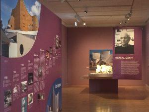 """Ausstellung """"Gehry Scharoun"""" in Berlin präsentiert schabel-kultur-blog.de"""