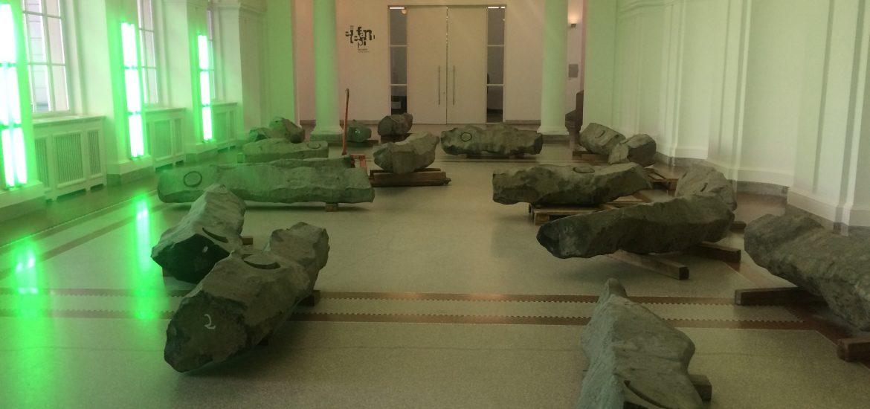 """Ausstellung """"Der Elefant im Raum"""" präsentiert schabel-kultur-blog."""