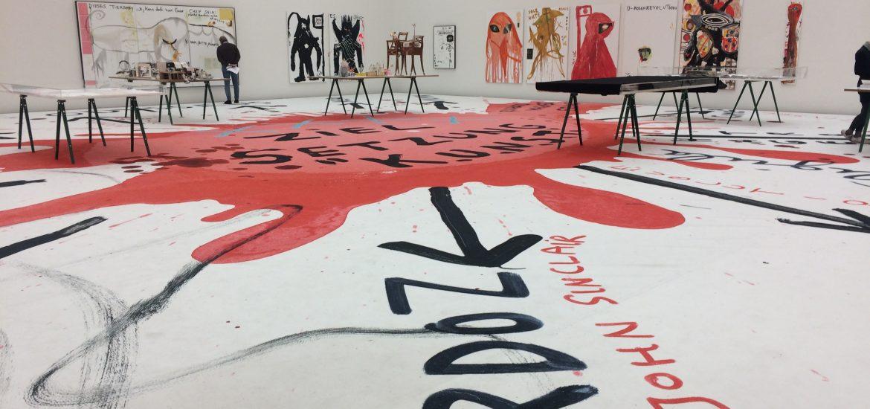 """Ausstellung """"Die Irrfahrten des Meeses"""" präsentiert schabel-kultur-blog.de"""