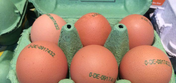 Identifiizierungscode von Nahrungsmittel präsentiert schabel-kultur-blog.de