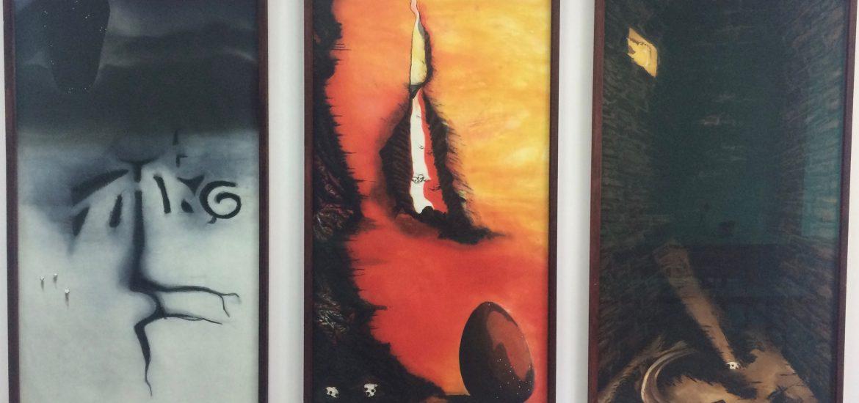20 Jahre war Enzo Cucchi, der Meister der italienischen Avantgarde, in Deutschland nicht zu sehen. Jetzt präsentiert er seine Meistergrafiken aus vier Jahrzehnten in der Galerie LA Projects.Galerist Jörg Ludwig lernte Enzo Cucchi vor vielen Jahren bei einer Ausstellungseröffnung in New York kennen. Jetzt zum 75. Geburtstag erfüllt sich Jörg Ludwig seinen ganz persönlichen Traum, die Arbeiten Enzo Cucchis zu Gast zu haben.