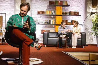 """Theaterkritik """"Das Abschiedsdinner"""" präsentiert von schabel-kultur-blog.de"""