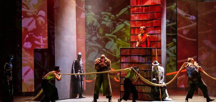 """Opernkritik """"Rheingold"""" präsentiert von schabel-kultur-blog.de"""