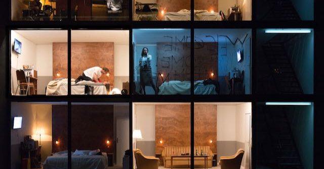 """Theaterkritik """"Hotel Strindberg"""" bei Berliner Theatertreffen präsentiert von www.schabel-kultur-blog.de"""