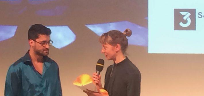 Regisseur Esran Montag, 3-Sat-Preis, präsentiert von www.schabel-kultur-blog.de