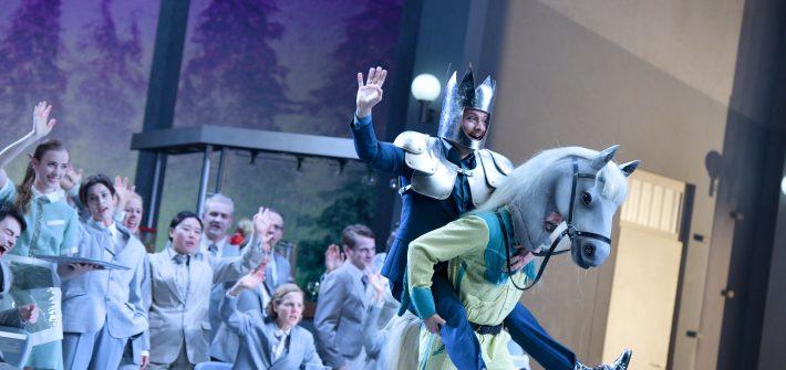 """Opernkritik """"Don Quichote"""" präsentiert von www.schabel-kultur-blog.de"""
