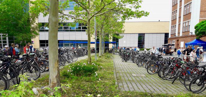 """Potsdam """"Fahrradkonzert"""" präsentiert von www.schabel-kultur-blog.de"""