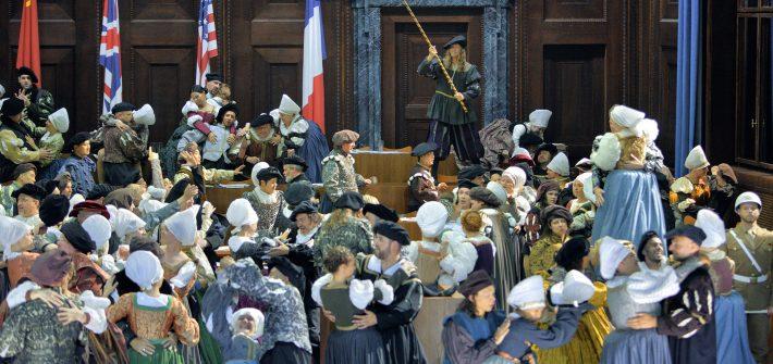 """Bayreuther Festspiele, Opernkritik """"Die Meistersinger von Nürnberg"""" präsentiert von www.schabel-kultur-blog.de"""
