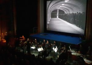 "Konzertkritik ""Babylon Stummfilmorchester Berlin"