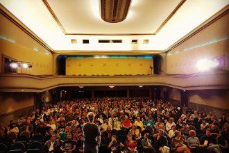 """Theaterkritk """"Metropolis"""" und Programmkino Babylon präsentiert von www.schabel-kultur-blog.de"""