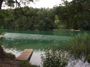 Liepnitzer See präsentiert von www..schabel-kultur-blog.de