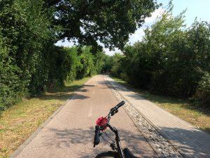 Radfahren in Triest auf der Bahntrasse präsentiert von www.schabel-kultur-blog.de
