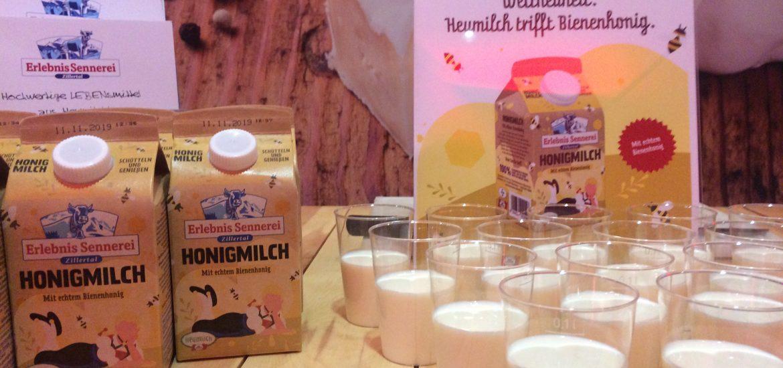 Gesunde Ernährung durch Honigmilch präsentiert von www.schabel-kultur-blog.de