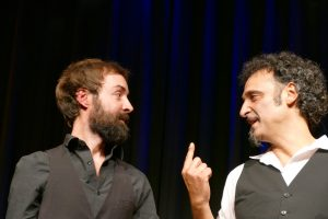 Manuel Ranfi und Marco Stagni präsentiert von www.schabel-kultur-blog.de