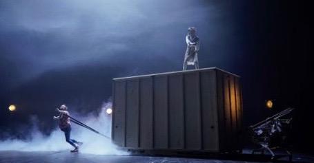"""Theaterkritik """"Don Quijote"""" präesentiert von www.schabel-kultur-blog.de"""