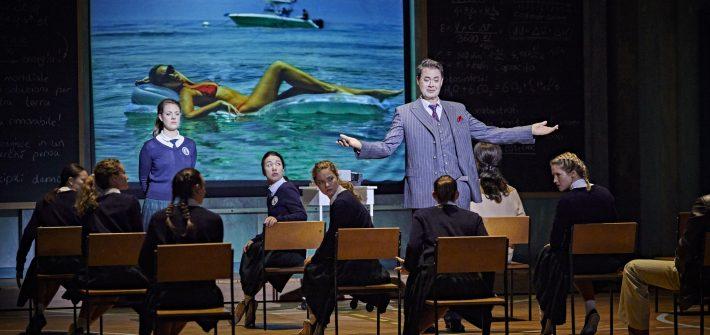 """Opernkritik """"La Calisto"""" präsentiert von www.schabel-kultur-blog.de"""