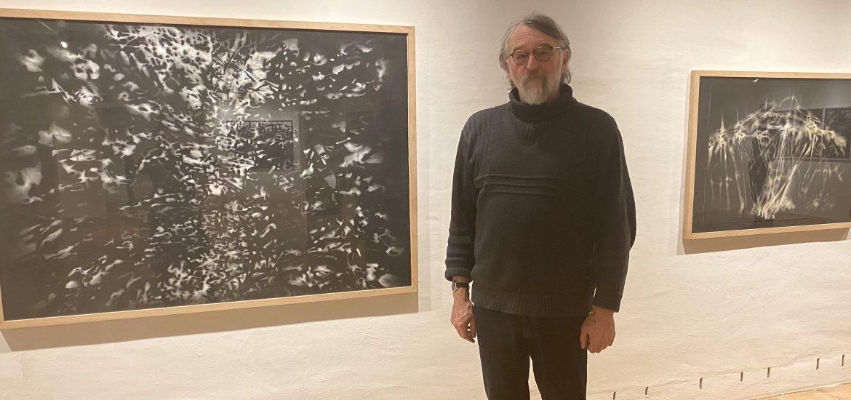"""Ausstellung """"Schwarz auf Weiß"""" von Raimund Reiter präsentiert von www.schabel-kultur-blog.de"""