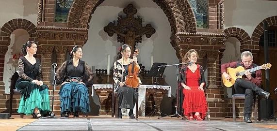 """Flamenco Vivo"" präsentiert von www.schabel-kultur-blog.de"