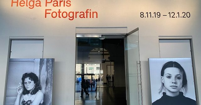 """Ausstellung """"Helga Paris"""" präsentiert von www.schabel-kultur-blog.de"""