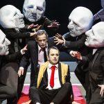 """Theaterkritik """"Der aufhaltsame Aufstieg des Arturo Ui"""" präsentiert von www.schabel-kultur-blog.de"""