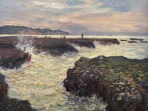Ausstellung Monet-Orte präsentiert von www.schabel-kultur-blog.de