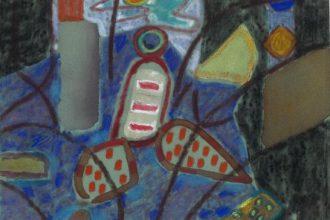 """Ausstellung """"Ida Kerkovius"""" in Stuttgart präsentiert von www.schabel-kultur-blog.de"""