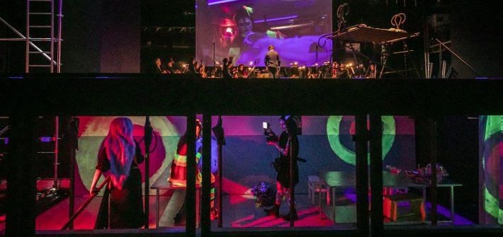 """Opernkritik """"L´Morpheo"""" präsentiert von www.schabel-kultur-blog.de"""