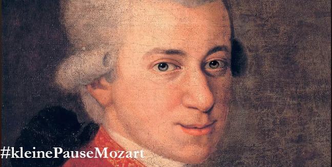 Kleine Mozartpause präsentiert von www.schabel-kultur-blog.de
