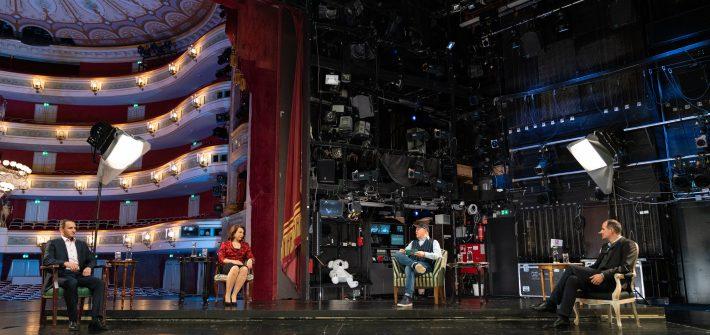 """Gärtnerplatztheater """"Hinter den Kulissen"""" präsentiert von www.schabel-kultur-blog.de"""