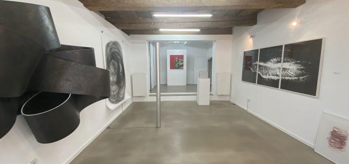 """""""Kunst ist mehr"""" in LAProjects in Landshut präsentiert von www.schabel-kultur-blog.de"""