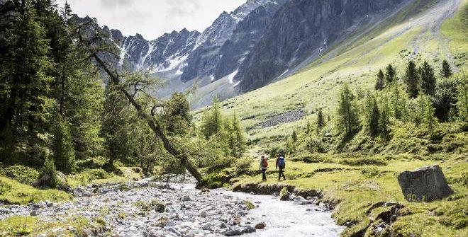 Klimawandern im Kaunertal, Österreich, präsentiert von www.schabel-kultur-blog.de