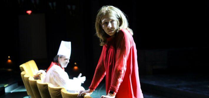 """""""Die Befristeten"""" im Theater Bochum präsentiert von www.schabel-kultur-blog.de"""