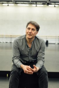 Ausstellung über Martin Schläpfer präsentiert von www.schabel-kultur-blog.de