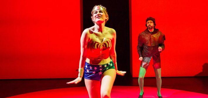 """Samantha Ellis Komödie """"How to Date a Feminist?"""" am Kölner Schauspiel präsentiert von www.schabel-kultur-blog.de"""